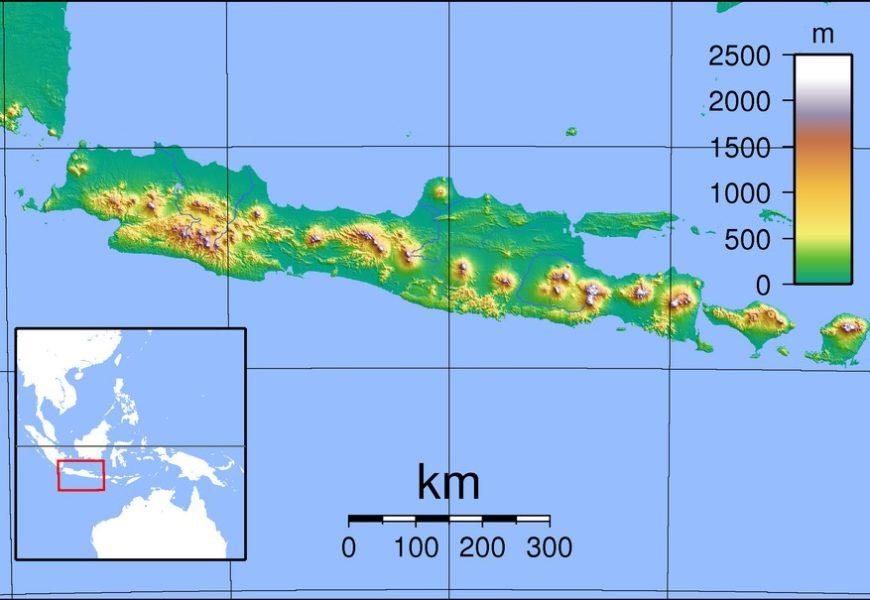 Sekilas Pengetahuan Mengenai Pulau Jawa