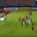 AFF Suzuki Cup 2018 Grup B Philipina vs Timor Leste