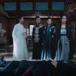 Ashes of Love Episode 8 Xu Feng terkena Jarum Wabah
