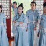 Young Blood Serial Drama Wuxia tahun 2019